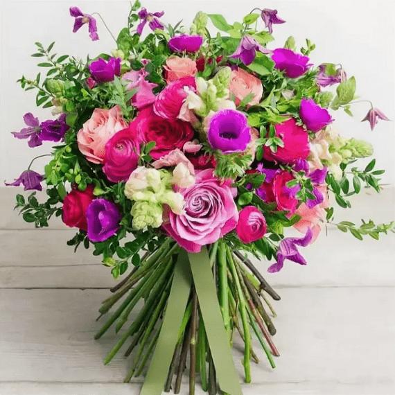 Большие букеты цветов с доставкой в Лод, Рамат Гане, Герцлии