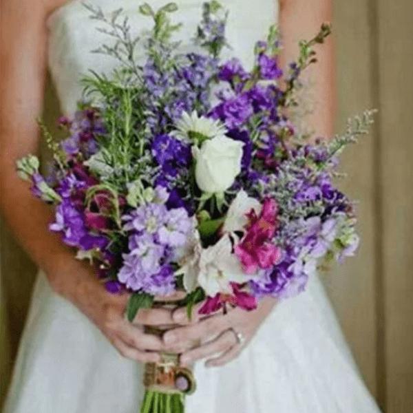 Цветы для невесты - красивые уникальные букеты невесты с доставкой