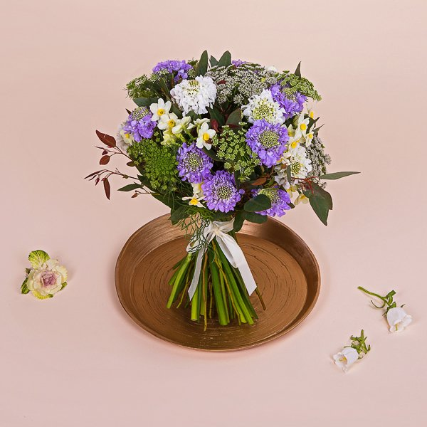 Букет цветов онлайн заказ Реховот