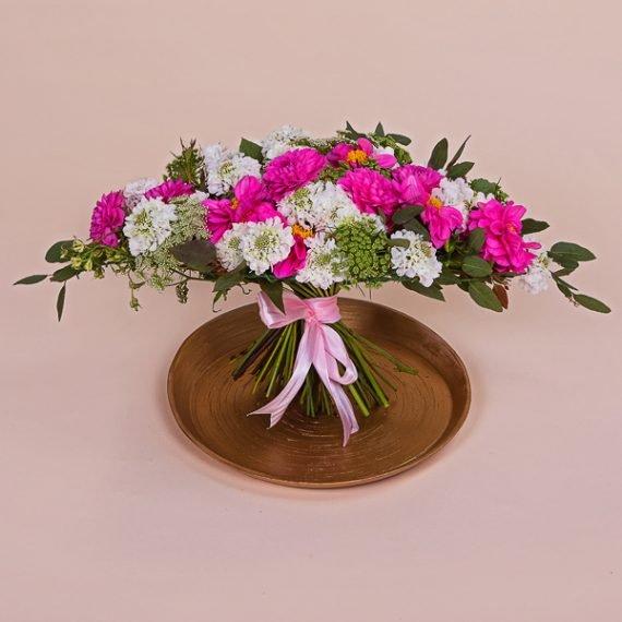 משלוח זרי פרחים ברחובות