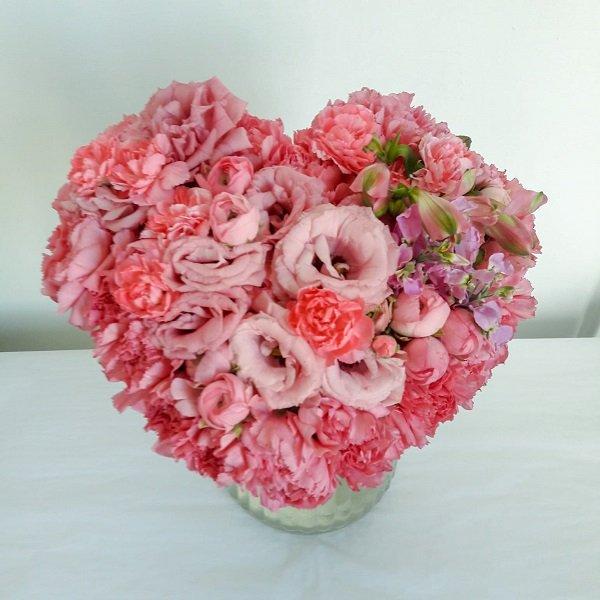 Красивые цветы на праздник