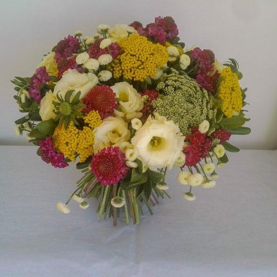 Стильный букет цветов Ришон ЛеЦион