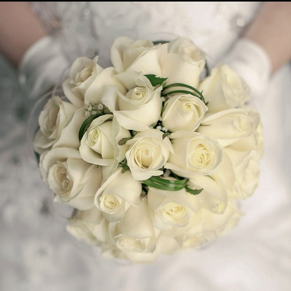 красивый букет невесты для идеальной свадьбы в Беэр Якове, Ашдоде, Хайфе, Нетании и других городах Израиля
