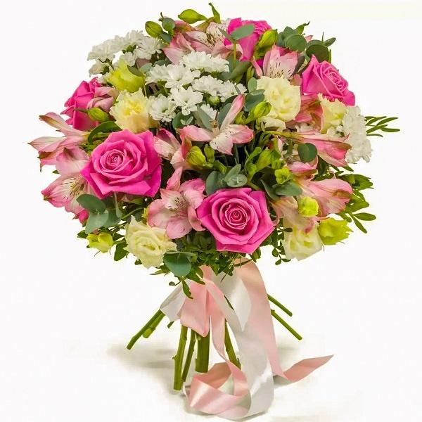 Букет роз Гедера